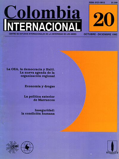 Colombiaint.1992.issue 20.largecover