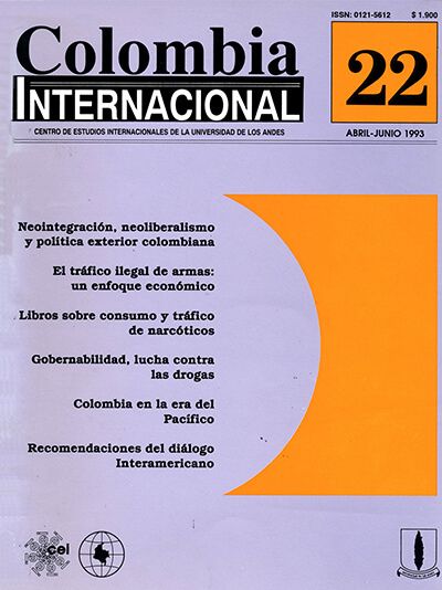 Colombiaint.1993.issue 22.largecover