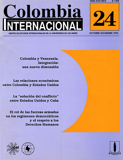 Colombiaint.1993.issue 24.largecover
