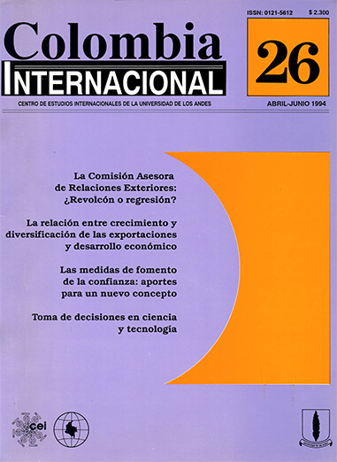 Colombiaint.1994.issue 26.largecover