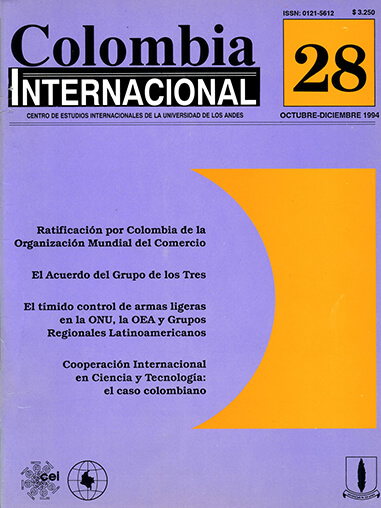 Colombiaint.1994.issue 28.largecover