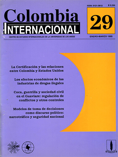 Colombiaint.1995.issue 29.largecover