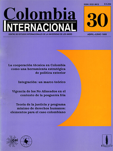 Colombiaint.1995.issue 30.largecover