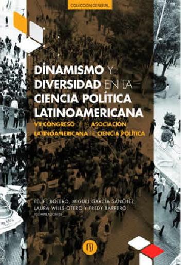 Publicación Dinamismo y Diversidad en la Ciencia Política Latinoamericana