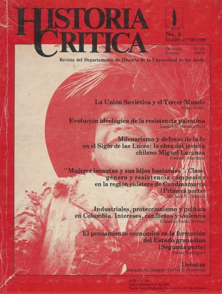 Histcrit.1990.issue 3.cover