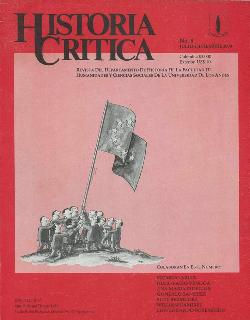 Histcrit.1993.issue 8.cover