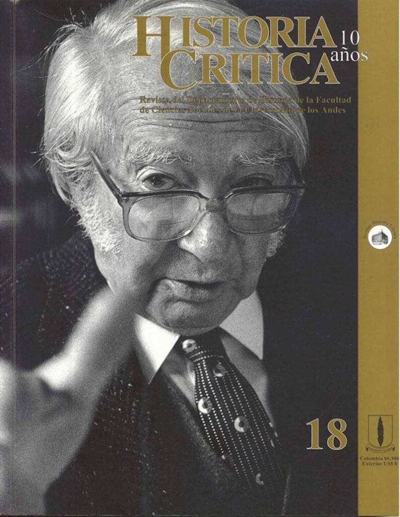Histcrit.1999.issue 18.cover