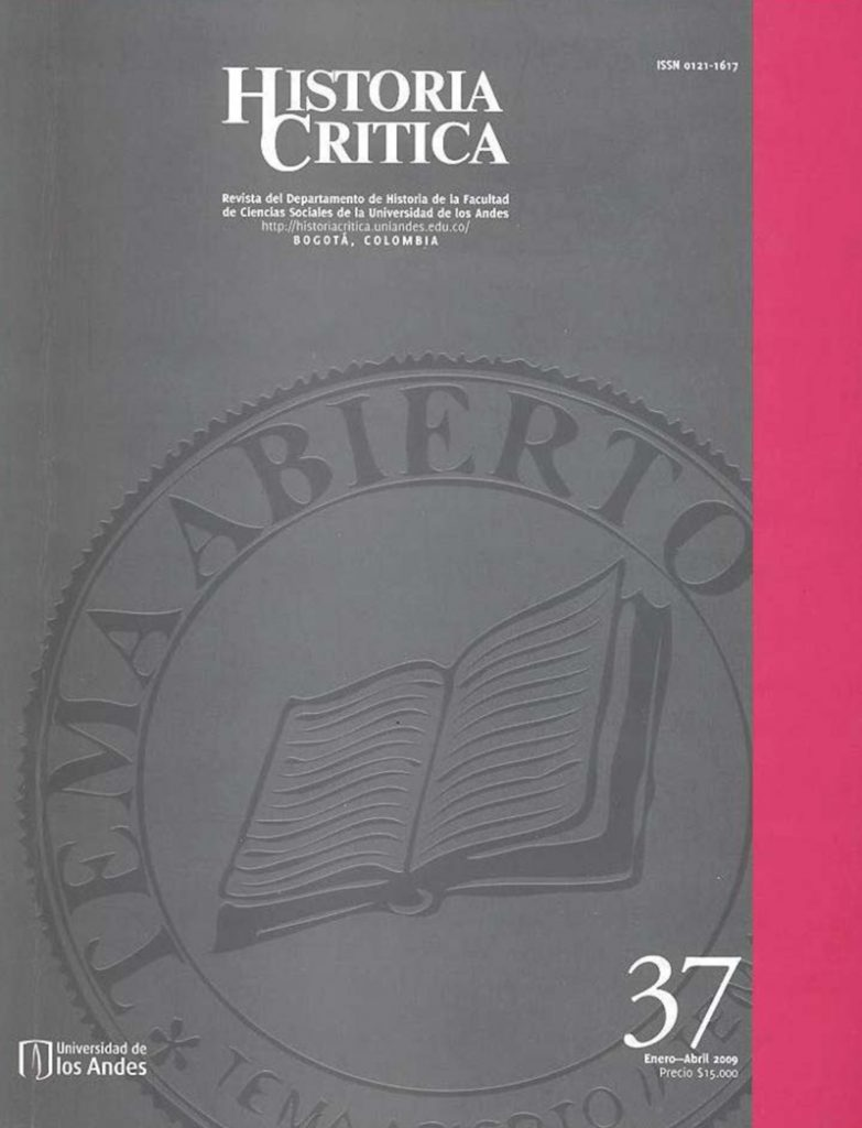 Histcrit.2009.issue 37.cover