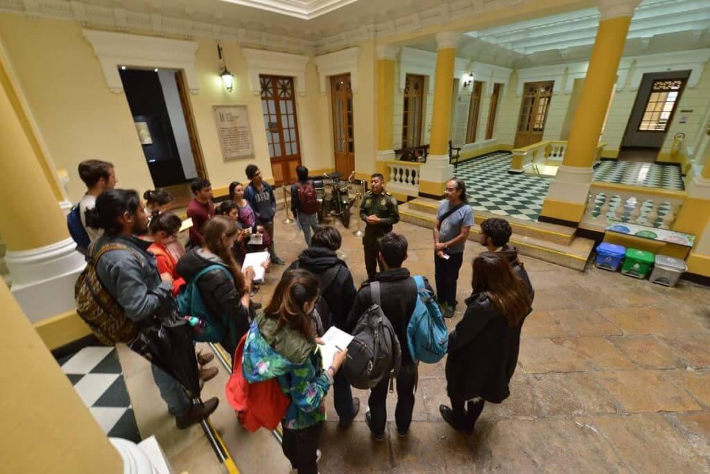 Laboratorio de Imagen y Cultura de la Universidad de los Andes