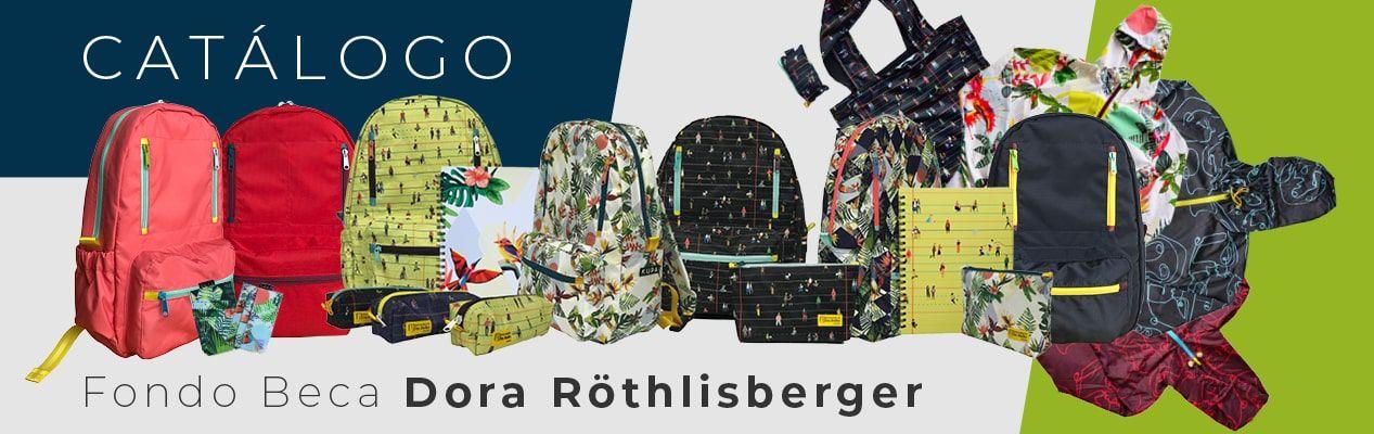 Catálogo del Fondo Beca Dora Rothlisberger