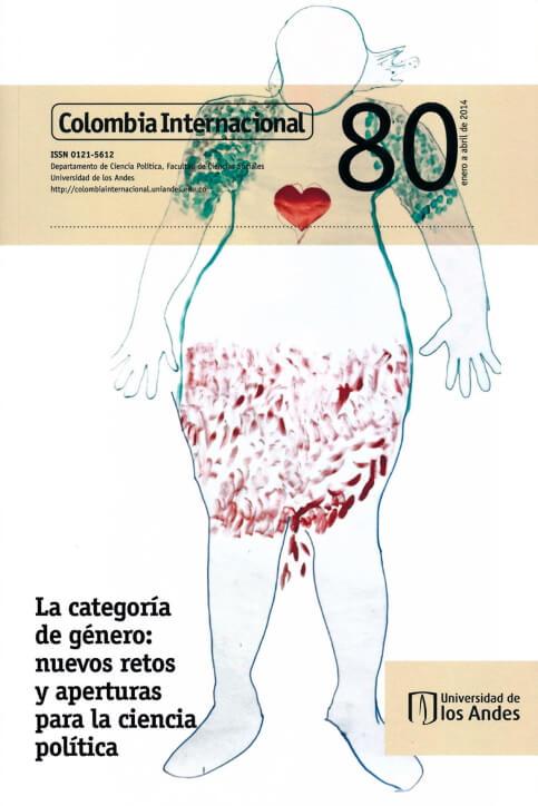Revista Colombia Internacional 80 de la Universidad de los Andes