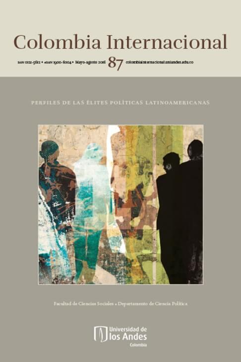 Revista Colombia Internacional 87 de la Universidad de los Andes