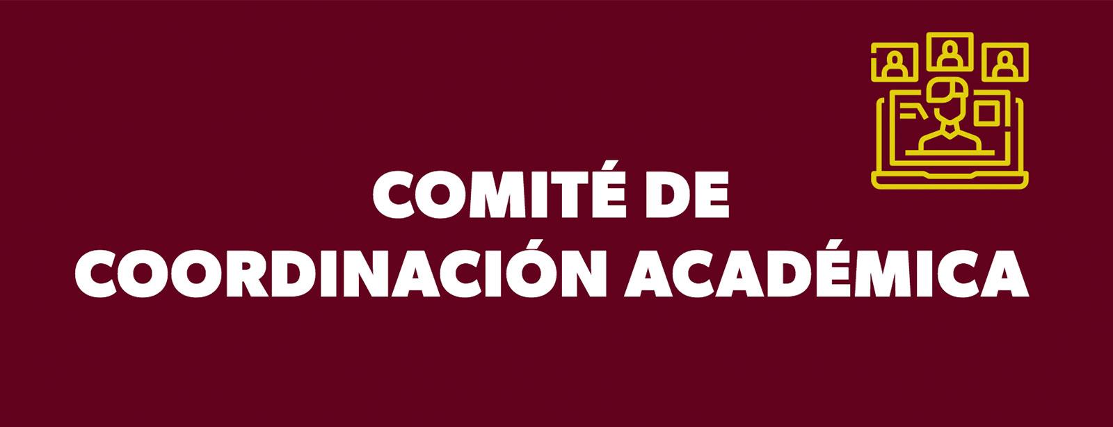 Comité de Coordinación Académica de la Universidad de los Andes