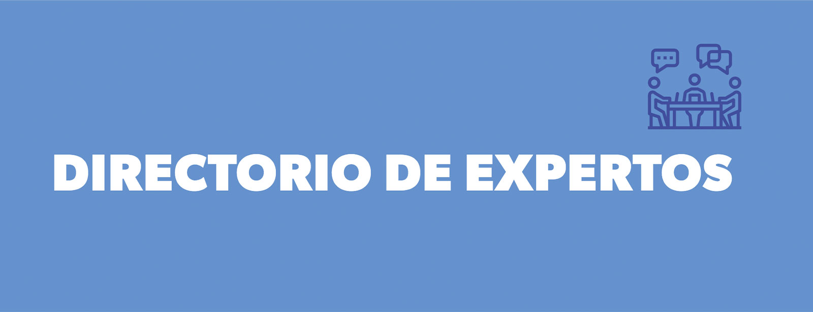 Directorio de expertos de la Universidad de los Andes