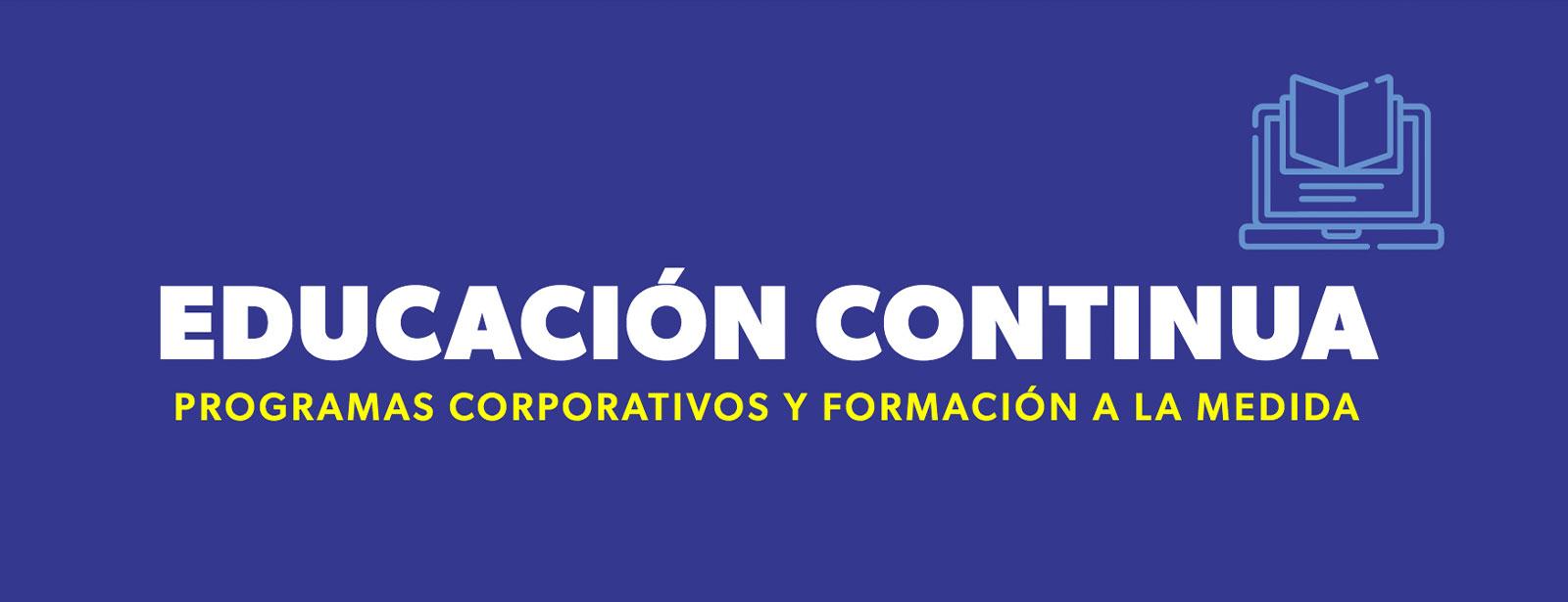 Programas de Educación Continua de la Universidad de los Andes