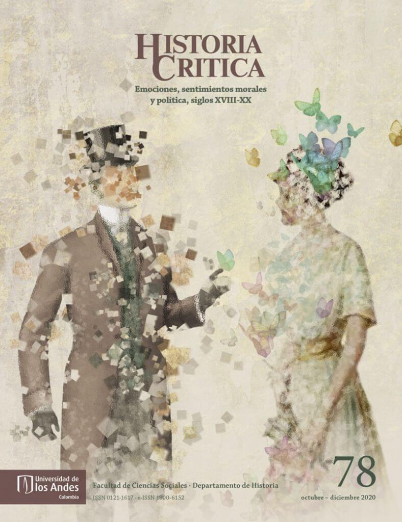 Revista Historia Critica 78 de la Universidad de los Andes