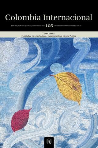 Revista Colombia Internacional 105 de la Universidad de los Andes