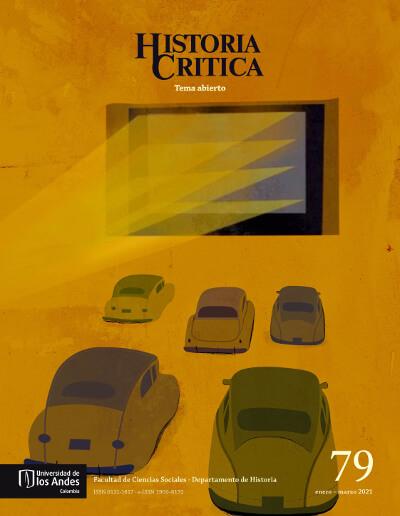 Revista Historia Critica 79 de la Universidad de los Andes