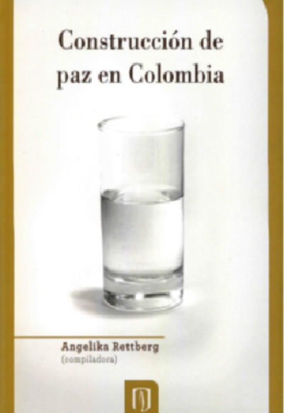 Construcción de paz en Colombia