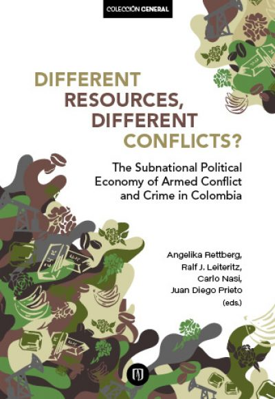 Book Different Resources, Different Conflicts?