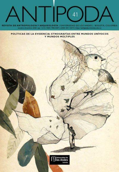 Revista Antípoda 41 de la Universidad de los Andes
