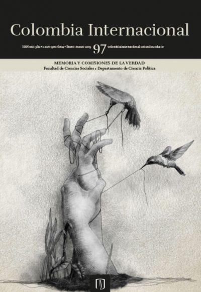 Revista Colombia Internacional 97 de la Universidad de los Andes