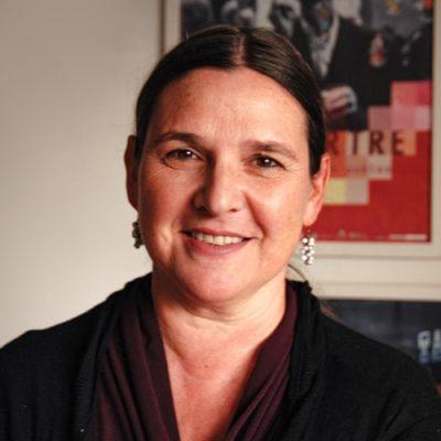 Virginie Laurent, Profesora Asociada Departamento de Ciencia Política.