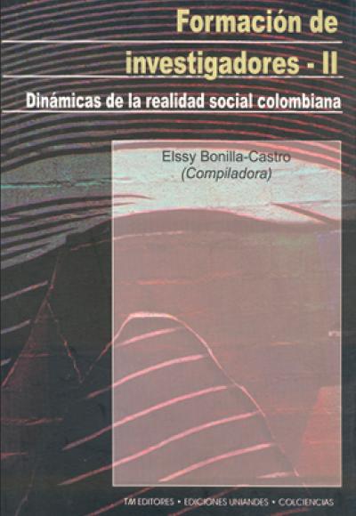 Formación de investigadores - II Dinámicas de la realidad social colombiana