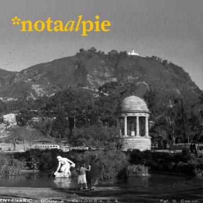 Podcast Notaalpie de la Universidad de los Andes