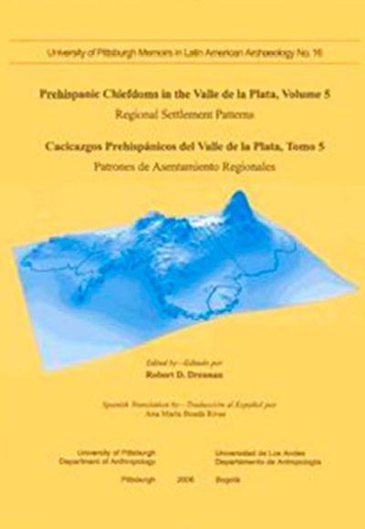 Portada Prehispanic Chiefdoms In The Valle Min