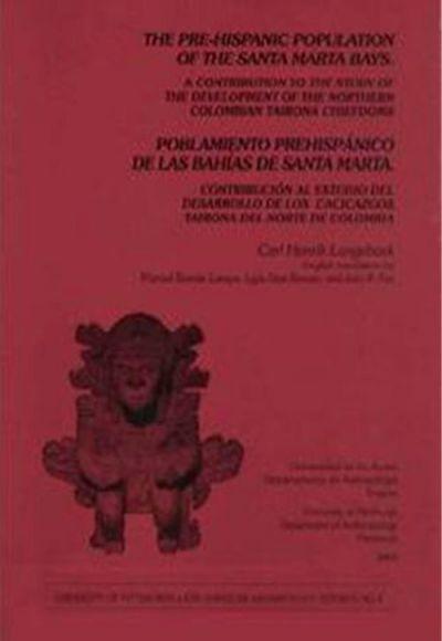 Portada The Pre Hispanic Population Of Santa Marta Bays