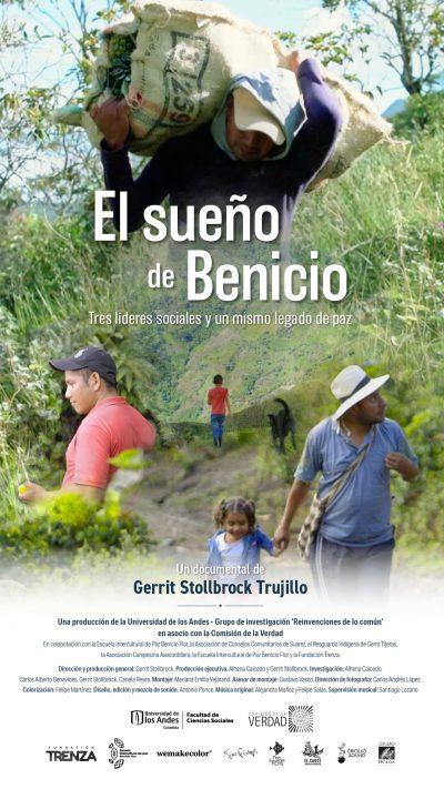 Poster Sueno Benicio